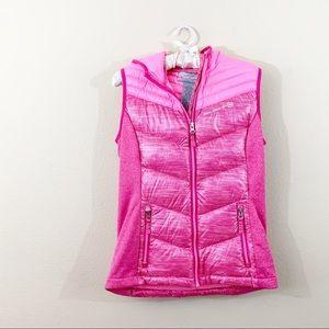 Free Country Girls Power Down Hoodie Vest